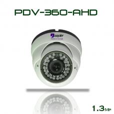 دوربین سقفی دید درشب PDV-360-AHD